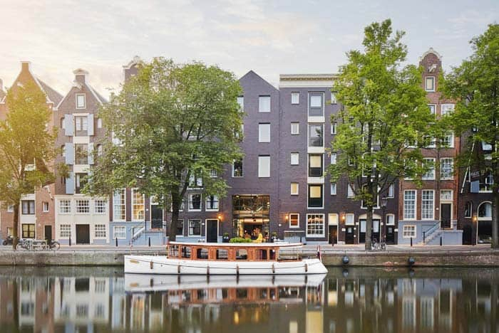 100% Amsterdam Experience at Pulitzer Boutique Hotel