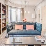 Casagrand Luxury Suites - Barcelona - Boutique Hotel - Summum Apartment - Living Space