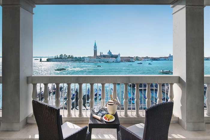Hotel Londra Palace Venice - Boutique Hotel - Junior Terraza Balcony