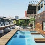 Hotel Omm Barcelona - Boutique Hotel - Outdoor Pool