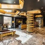 Dorsett City Hotel London Lobby
