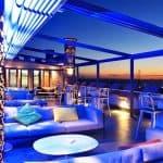 Hilton Molino Stucky Venice Rooftop Bar