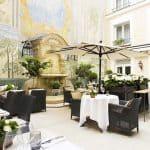 Hôtel Castille Paris L'Assaggio Restaurant