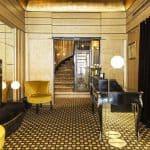 Hôtel Mathis Paris Lobby