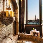 Hotel Metropole Venice Exclusive Suite Damasco View