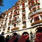 Hôtel Plaza Athénée Hotel Facade