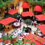 Hôtel Plaza Athénée Indoor Garden