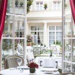 Le Bristol Paris Epicurus Restaurant