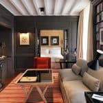 Marquis Faubourg Saint Honore Hotel Executive Suite