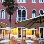 NH Collection Venezia Palazzo Barocci Garden