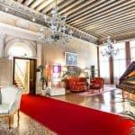 Ruzzini Palace Hotel Lobby
