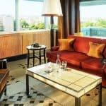 45 Park Lane Balcony Suite