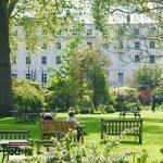 Eccleston Square Hotel Garden