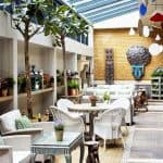 Ham Yard Hotel Orangery and Shade