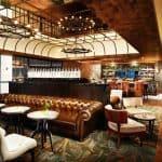 Hilton London Bankside The Distillery Bar