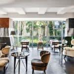 Hotel de Berri Paris Lobby