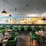 Hotel de Berri Paris Restaurant