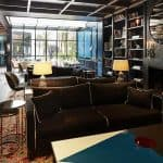 Le Roch Hotel and Spa Library