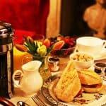 The Rookery Hotel Breakfast