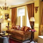 The Rookery Hotel Drawing Room