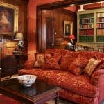 The Rookery Hotel Library