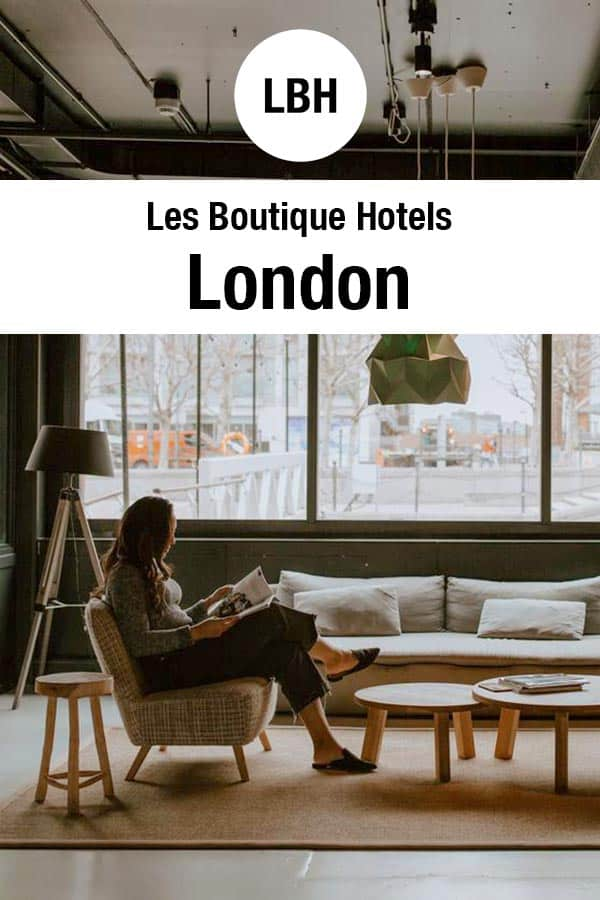 Best Boutique Hotels in London