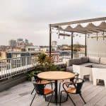 Ace Hotel London Shoreditch Junior Suite Terrace