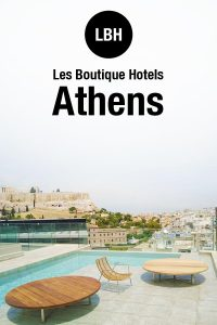 29 Best Boutique Hotels in Athens