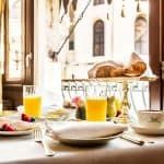 Ca Maria Adele Venice Breakfast Room