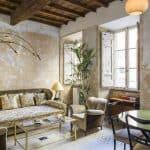 G-Rough Rome Living Area