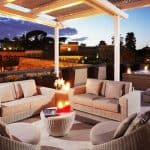 Gran Meliá Rome Eternal City Suite Terrace