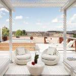 Gran Meliá Rome Grand Suite Terrace