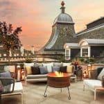 Hotel Cafe Royal Dome Penthouse
