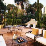 Hotel Eden Rome Aurora Suite Terrace