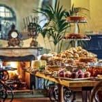 Hotel Locarno Rome Breakfast