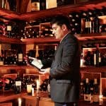 Hotel Lord Byron Rome Wine Cellar