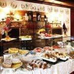 Hotel Palazzo Abadessa Buffet Breakfast