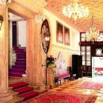 Hotel Palazzo Abadessa Lobby