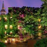 Hotel Raphael Facade