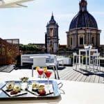 Lifestyle Suites Rome Rooftop Terrace