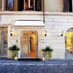 Nerva Boutique Hotel Rome Exterior