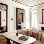 Palazzo Cristo Venice Suite III Living Area