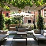 Palazzo Morosini Degli Spezieri Terrace Garden