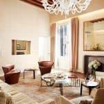 Palazzo Morosini Degli Spezieri Zenzero Apartment Living Room