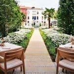 Palazzo Venart Luxury Hotel Garden