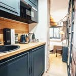 """Paris Boutik : Suite """"La Librairie du Marais"""" Kitchen"""