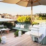 Residenza Napoleone III Rome Roof Garden