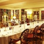 The Bloomsbury Hotel London Seamus Heaney Library