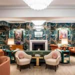 The Bloomsbury Hotel London Sitting Area