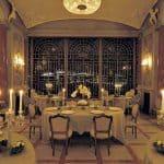 Villa Laetitia Rome Restaurant